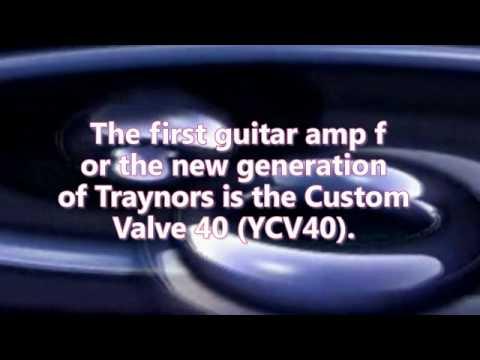 Traynor YCV40 Custom Valve 40 Watt All Tube Guitar Amp review