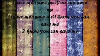 Tiffany Giardina-Hurry Up And Save Me (Lyrics)