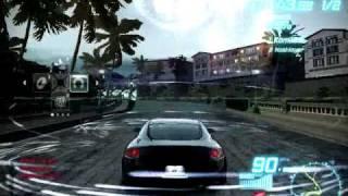 Need for Speed World Online - Multiplayer 1v1 Gameplay