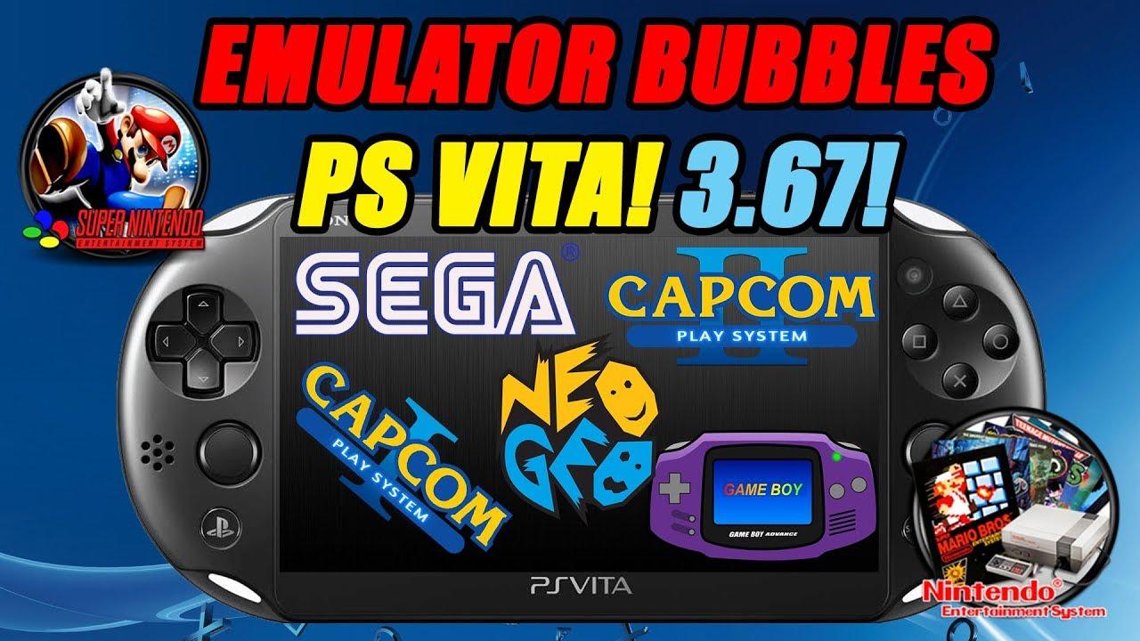 ps vita ps1 emulator 3.67