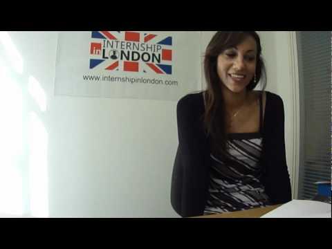 Internship in London - Intern Interview: Audrey from France.
