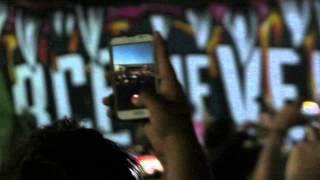 Download Lagu Pierce The Veil -The Divine Zero (first time live) @ Warped Tour 2015 mp3
