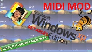 The Most Retarded Windows XP Mods [DOWNLOAD LINKS]