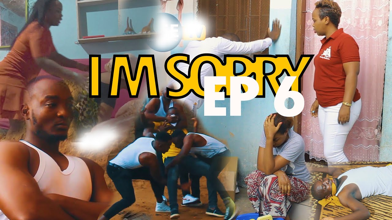 Download I'M SORRY EPISODE 6 SEASON 1 Isaac | Cycy | Bella |Fanny Lavigne | BURUNDI Full Movie