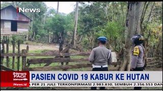 Pasien COVID-19 di Kolaka Melarikan diri ke Hutan dari Rumah Sakit  #iNewsPagi 22/07