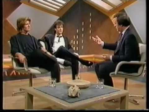 Wham! interview 1984