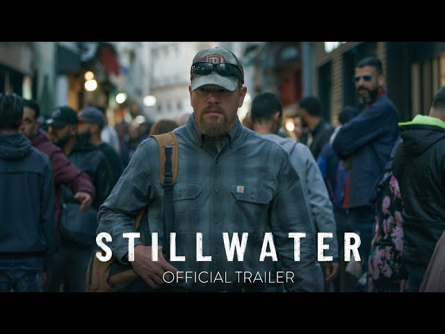 STILLWATER - Official Trailer - In Theaters July 30