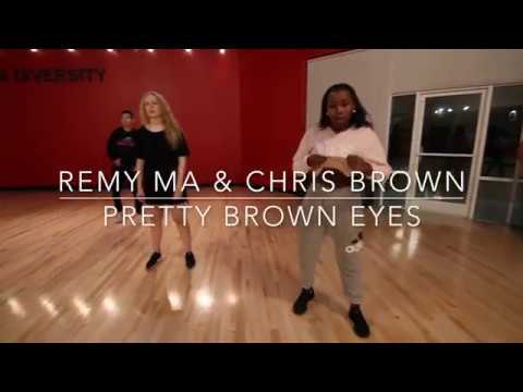 Remy Ma & Chris Brown  Pretty Brown Eyes   @Dareal08