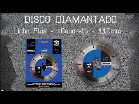 DISCO110mm PLUS CONCRETO