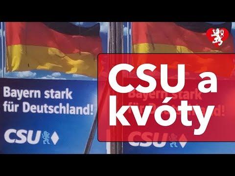 CSU a kvóty