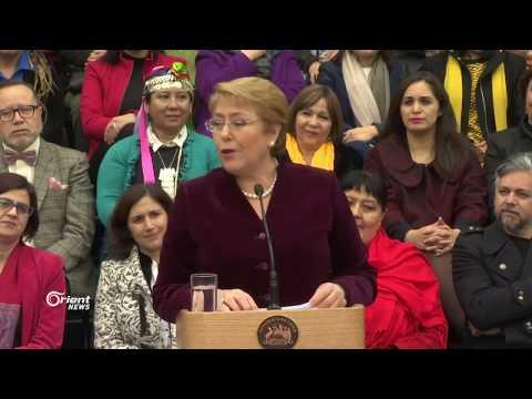من هي ميليشيل باشيليت الرئيسة الجديدة لمفوضية حقوق الإنسان؟؟  - 23:20-2018 / 8 / 10
