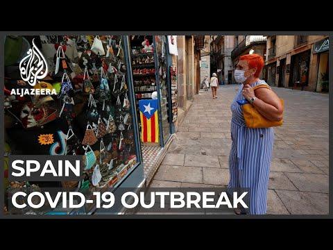 Barcelona's Soaring COVID-19 Cases Cause Concern