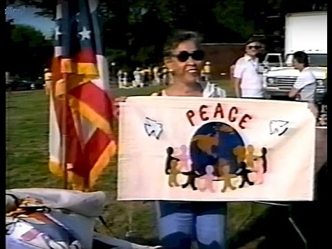 """The Peace Ribbon"" - 1985"