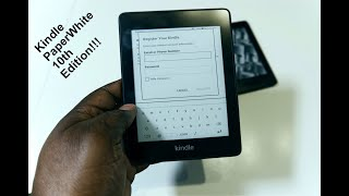 Kindle PaperWhite unboxing | first impressions