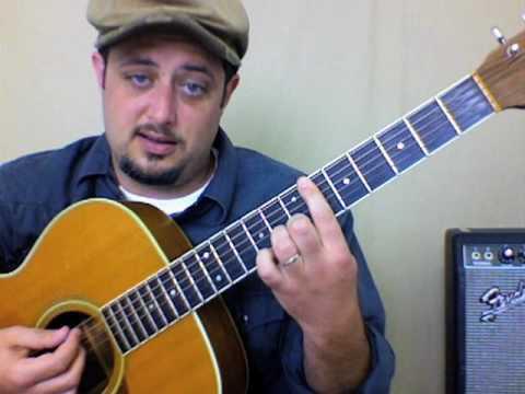 Easy Acoustic Song - Inspired Chords- Lynyrd Skynyrd - Strumming Chords and Rhythm
