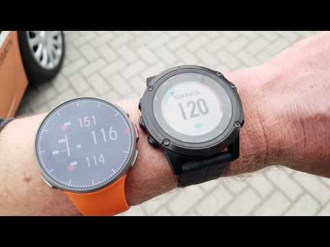 Polar Vantage V (2018 NEW MODEL) Test and Heart Rate Accuracy!