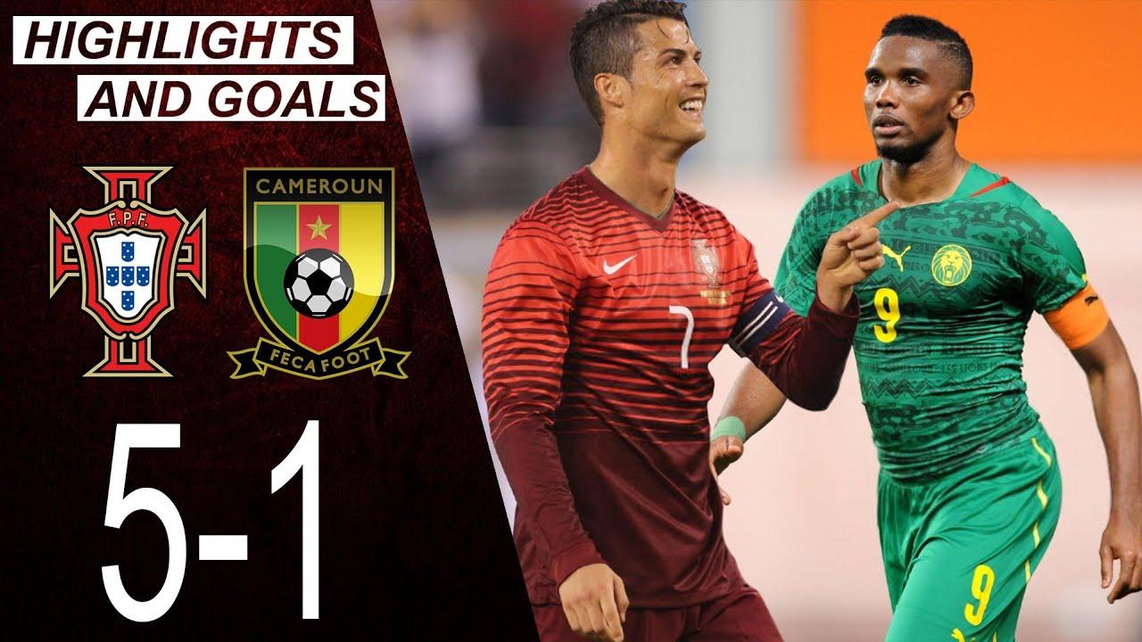Download Portugal vs Cameroon 5-1 | Highlights & Goals | The day Cristiano Ronaldo met Samuel Eto'o