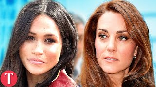 Meghan Markle And Kate Middleton Attacks Getting Serious And Causing Trouble
