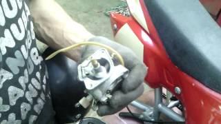 Ремонт и настройка карбюратора квадроцикла
