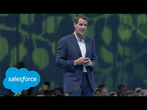 Commerce Cloud Keynote: Transforming Shopping in the Age of AI & Mobility