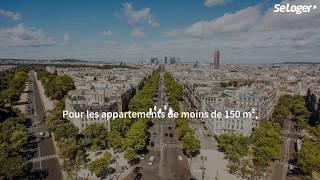 Paris : l'immobilier de luxe se porte à merveille !