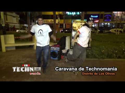 Technomania   Caravana en Los Olivos 1 de Julio 2015 - Oficial
