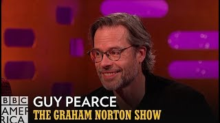 Guy Pearce Fights His Former Neighbour | The Graham Norton Show | BBC America