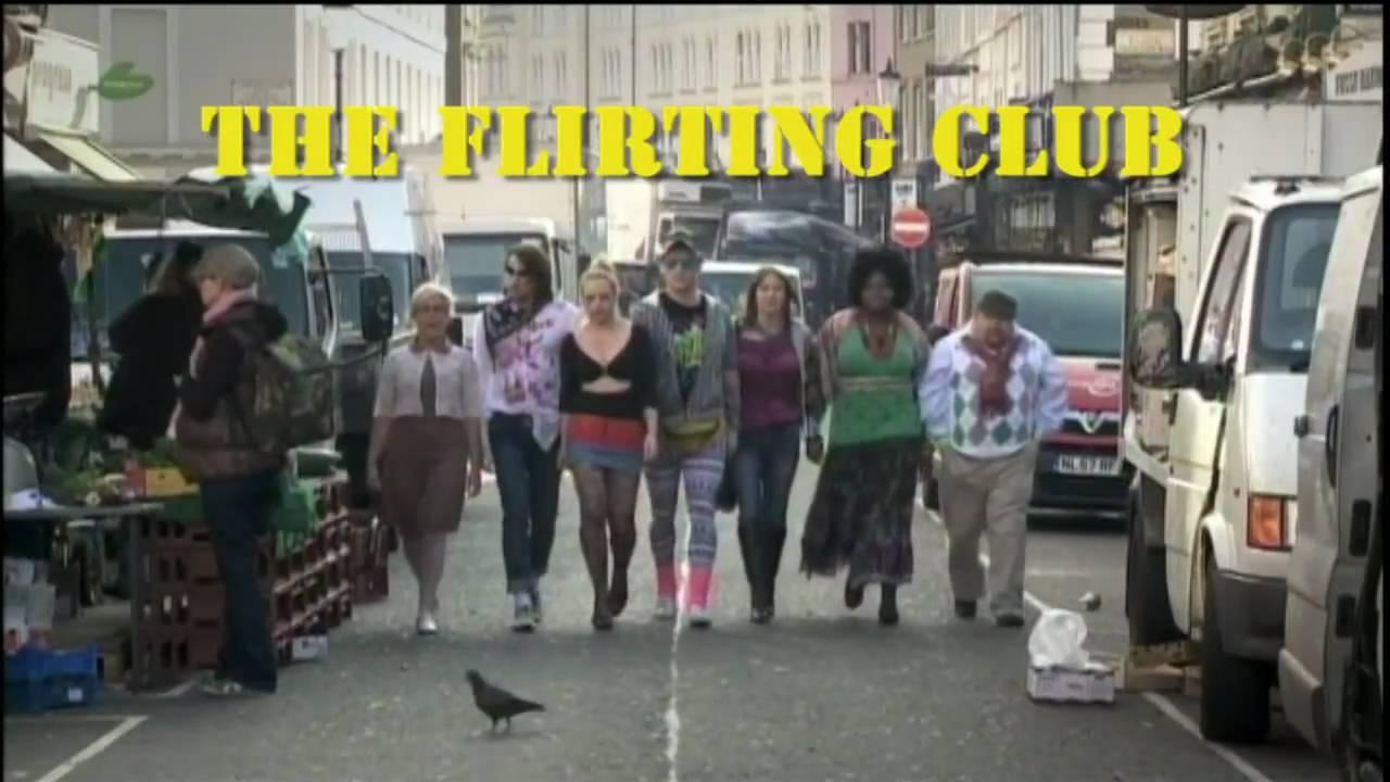 The Flirting Club Film Trailer - YouTube