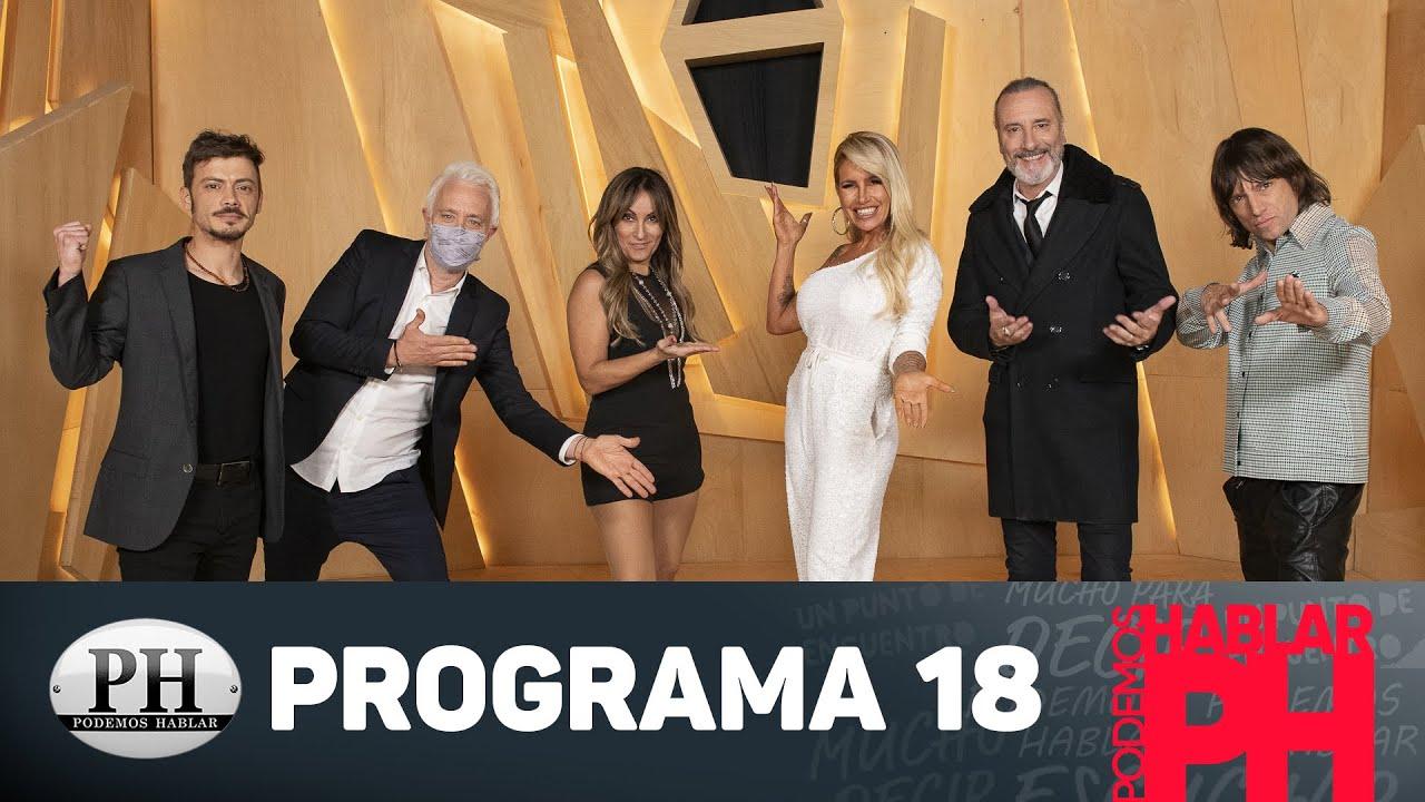 Programa 18 (31-07-2021) - PH Podemos Hablar 2021