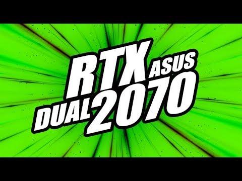 ¿Es buena la RTX 2070 DUAL de Asus? - Droga Digital
