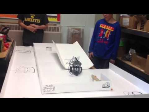 Mayan tomb maze progress