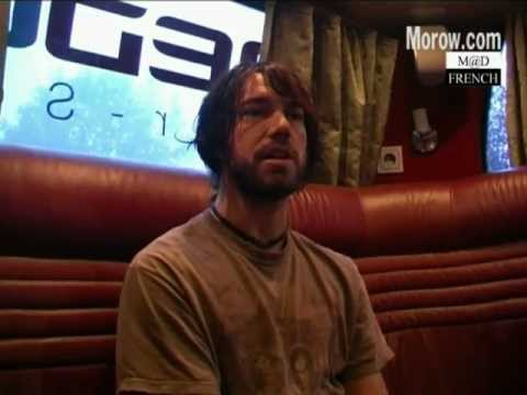 Pain of Salvation interview with Daniel Gildenlow for Morow The Prog Radio