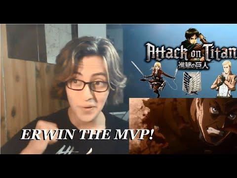 ERWIN THE MVP! - Attack on Titan - Season 2: Ep 36 / 11