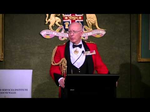 RUSI of NSW Speeches at the 125th Anniversary Dinner 16 Aug 2013