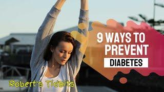 9 ways to prevent diabetes - | prediabetes how