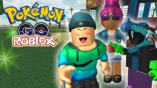 FAMILIE GEHT POKEMON JAGD! Roblox Pokemon GO (ROBLOX) Gameplay Teil 13