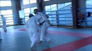 Japanese High school Judo Club