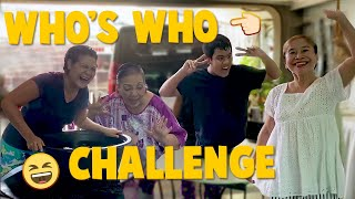 Who's Who Challenge  | CANDY & QUENTIN | OUR SPECIAL LOVE