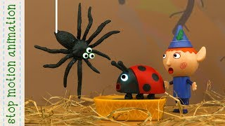 Ben & Holly's Little Kingdom Mister Skinnylegs Stop Motion Animation new english episodes 2017 hd