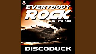 Everybody Rock (Dj Hyo Radio Edit)