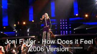 Watch Joni Fuller How Does It Feel video