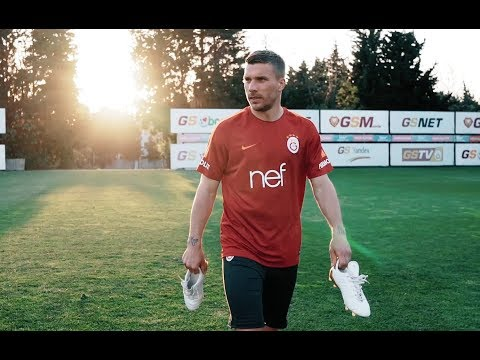 Lukas Podolski - Thank You Istanbul!