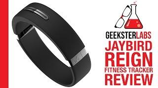 JayBird Reign Fitness Tracker In-Depth Review