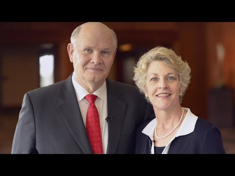 Face to Face with Elder and Sister Renlund