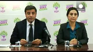 Pro-Kurdish HDP scrapes back in to parliament