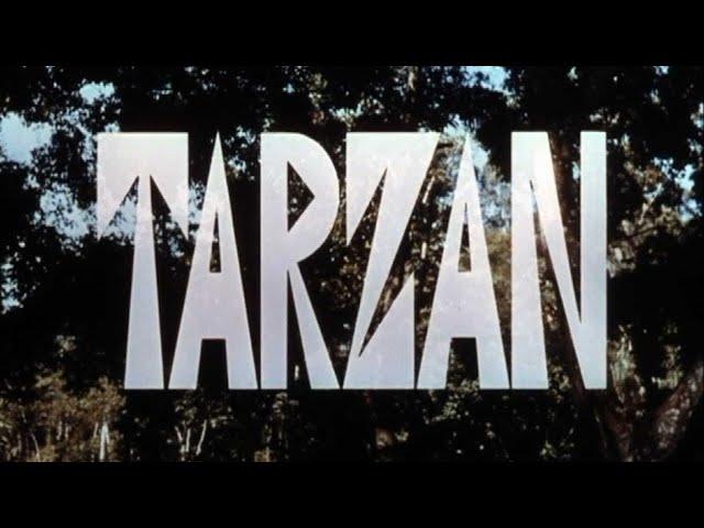 Classic TV Theme\: Tarzan (Ron Ely • Two Versions)