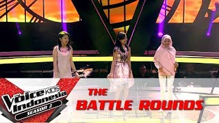 "Video Clarissa & Nabila & Hamidah ""Stay""