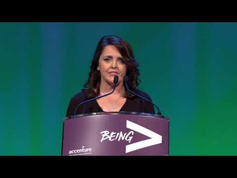 Michelle Cullen's speech on gender equality – Accenture International Women's Day 2016