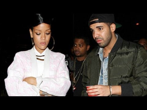 Rihanna and Drake Caught Together At 4 am - Chris Brown Was Missing
