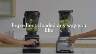 Breville Boss Vs Vitamix 750 Green Smoothie Comparison